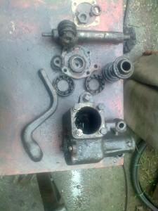 Reparat tractor 0625